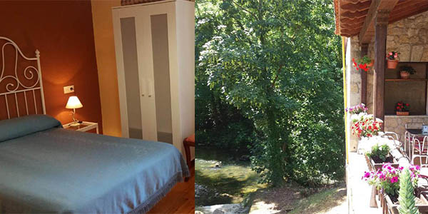 Hotel Rural Cabrales chollo alojamiento en los Picos de Europa