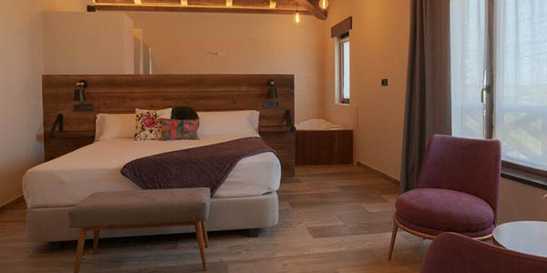 Hotel rural Cantexos chollo alojamiento en Luarca Asturias