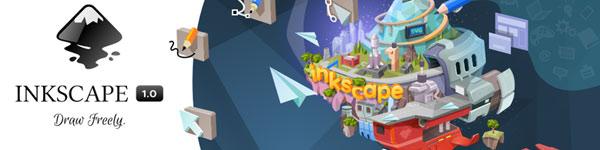 Descarga gratis Inkscape