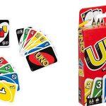 Juego de cartas Mattel Games UNO Classic barato en Amazon
