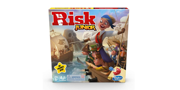 Juego de mesa Risk Junior chollazo en Amazon