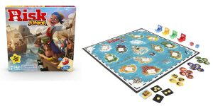 Juego de mesa Risk Junior barato en Amazon