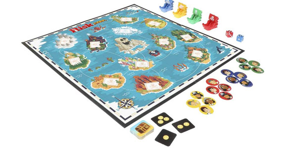 Juego de mesa Risk Junior chollo en Amazon