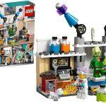 Laboratorio de Fantasmas de J. B. Hidden Side de LEGO barato en Amazon