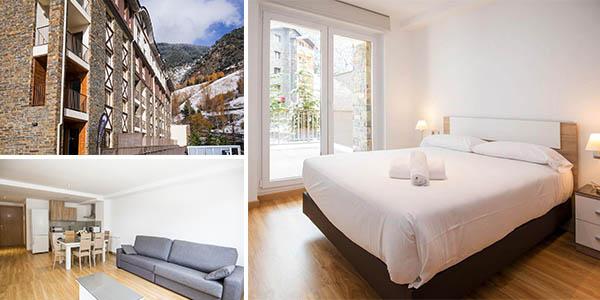 The Lodge Ribasol chollo alojamiento en Andorra en verano