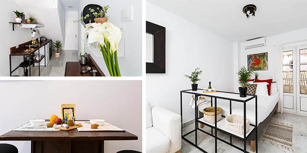 Loft Alameda alojamiento económico para parejas en Ronda