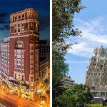 Madrid y Barcelona hoteles con valoraciones altas baratos