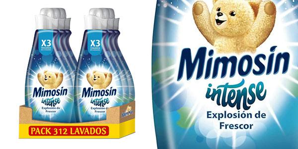 Pack Mimosín Intense Suavizante Explosión Frescor barato en Amazon