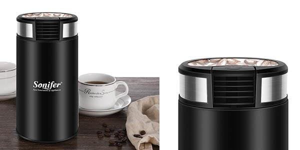 molinillo de café Sonifer de relación calidad-precio estupenda