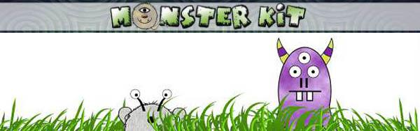 Monster Kit juego de rol para niños gratis
