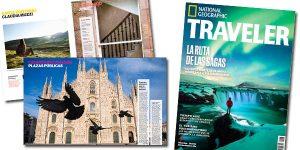 National Geographic Traveler gratis número de junio 2020