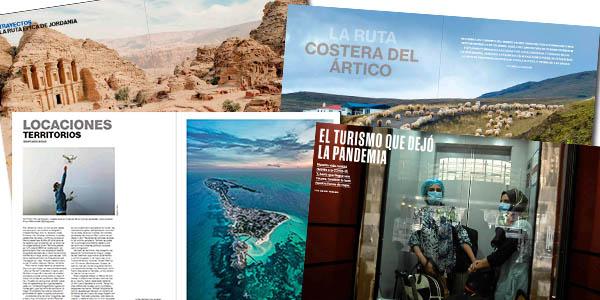 National Geographic Traveler revista de junio 2020 gratis