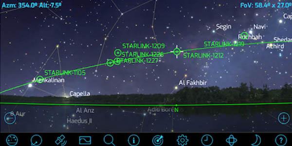 Orbitrack aplicación móvil para Android gratuita