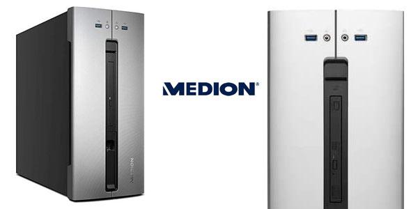 Ordenador de sobremesa Medion M80 barato en Amazon