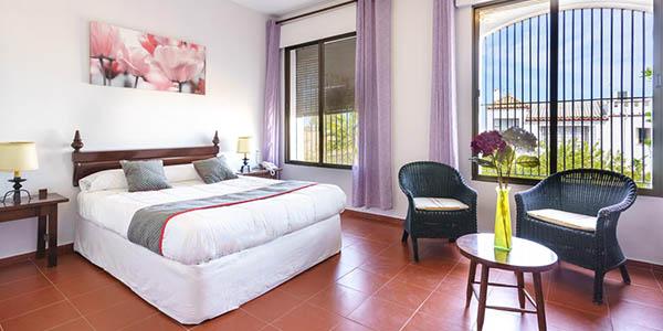OYO Venta del Alto Hotel Las Cumbres de relación calidad-precio alta en Sevilla