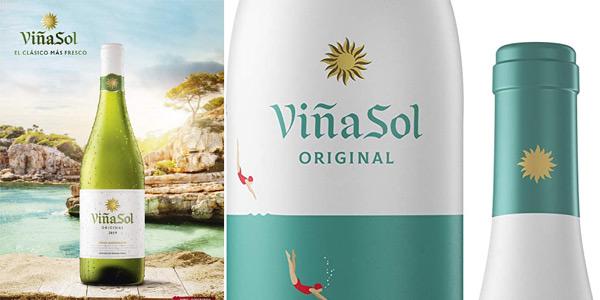Pack x6 botellas Viña Sol Blanco de 750 ml chollo en Amazon