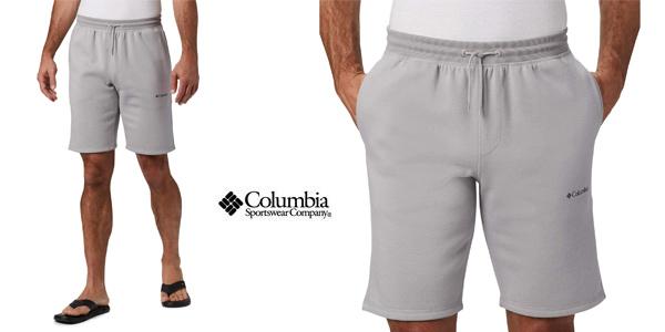 Pantalones cortos de chándal Columbia Model para hombre baratos en Amazon