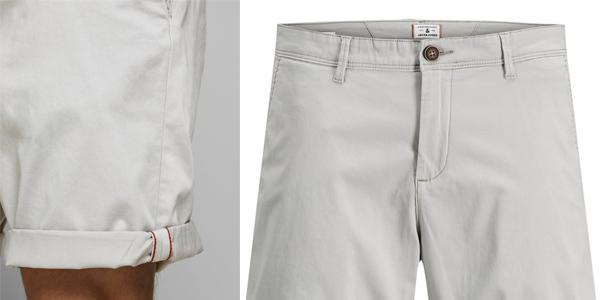 Pantalones cortos Jack & Jones Jjibowie Jjshorts para hombre chollo en Amazon