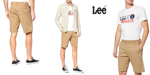 Pantalones cortos Lee Extreme Motion Short para hombre chollo en Amazon