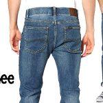 Pantalones vaqueros Lee Extreme Motion Skinny Jeans para hombre baratos en Amazon