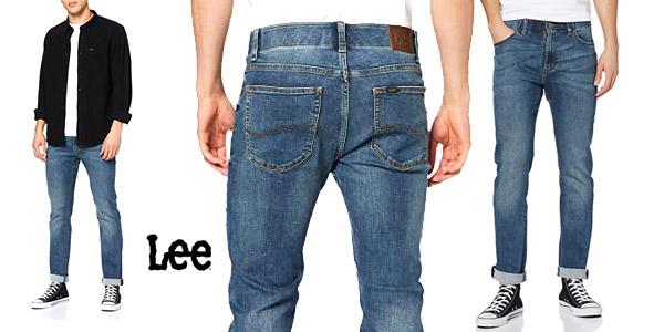 Chollazo Pantalones Vaqueros Lee Extreme Motion Skinny Jeans Para Hombre Por Solo 38 99 Con Envio Gratis 44 De Descuento