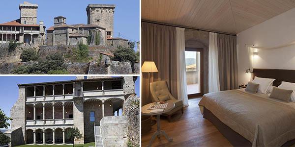 Parador Castillo de Monterrey chollo alojamiento para dormir como un rey