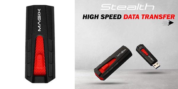 Pendrive USB 3.1 Magix Stealth Super Speed barato en Amazon