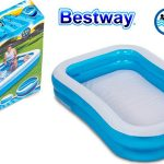 Piscina hichable Bestway Family Pool chollazo en AliExpress Plaza
