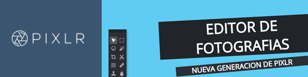 Pixlr gratis online