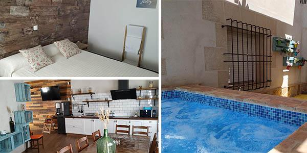 Posada de Dulcinea alojamiento barato para grupos en Cuenca