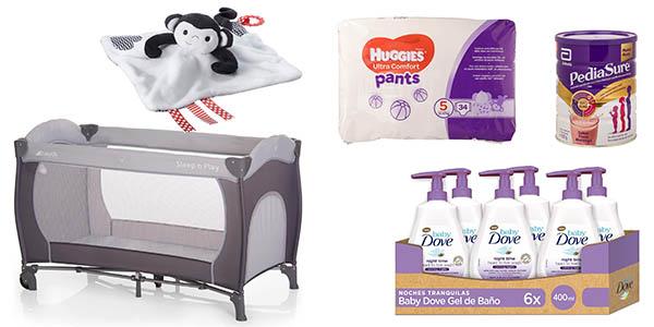 productos infantiles en oferta en la Semana del Bebé de Amazon España