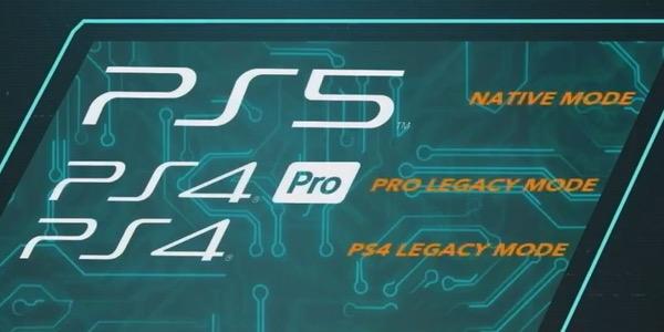 PS5 compatible con PS4