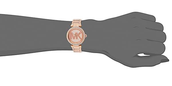 Reloj analógico Michael Kors Parker MK5865 para mujer chollazo en Amazon