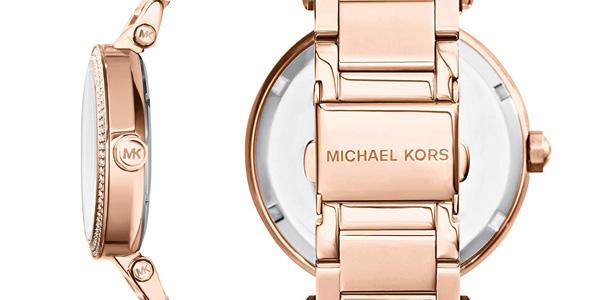 Reloj analógico Michael Kors Parker MK5865 para mujer chollo en Amazon