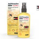 Repelente de mosquitos infantil Isdin Anti Mosquitos Pediatrics de 100 ml barato en Amazon