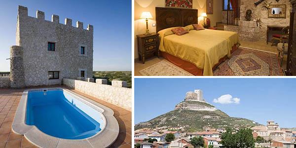 Residencia Real Castillo de Curiel hotel con encanto económico