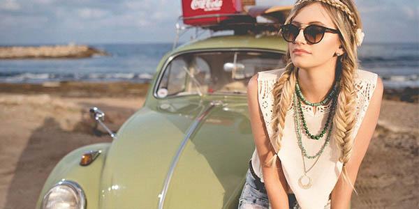 ruta en coche en vacaciones de verano de Cádiz al Algarve con alojamientos baratos