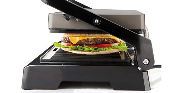 Sandwichera Black+Decker BXGR1000E chollazo en Amazon