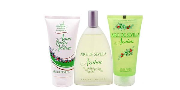 Set de Belleza Aire de Sevilla Edición Azahar chollazo en Amazon