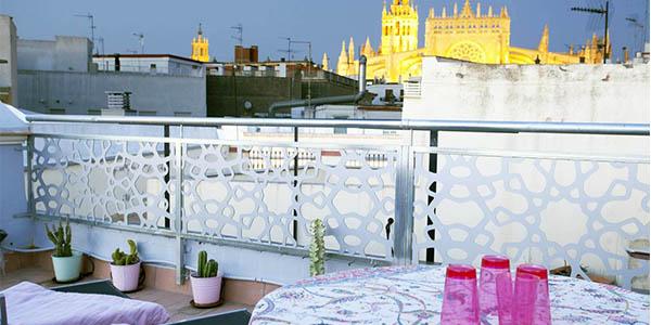 Sevilla apartamento diseño para grupos o parejas a precio de chollo