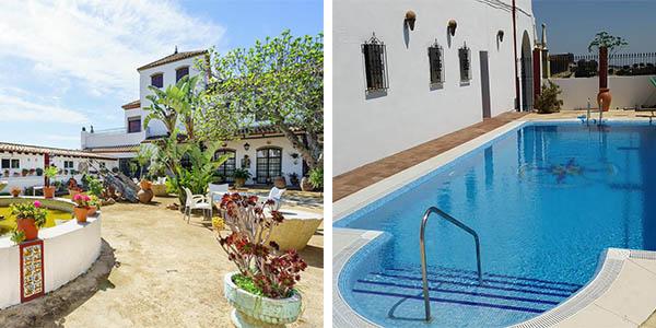 Sevilla escapada rural con alojamiento en cortijo a precio de chollo