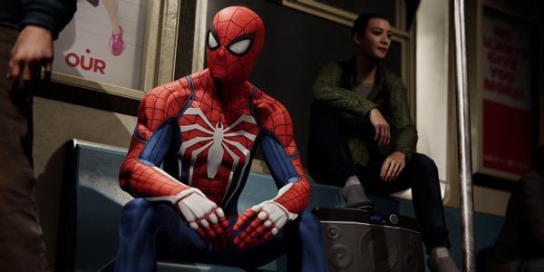 Spider-Man fases de carga PS4