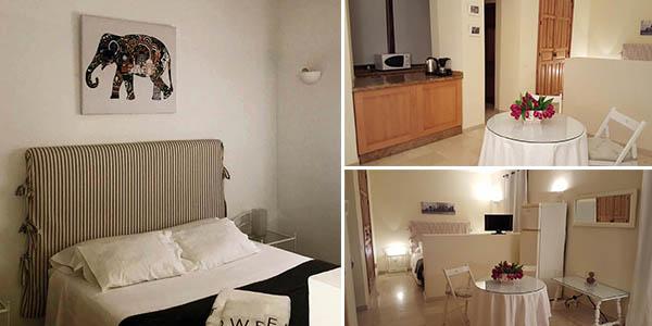Studio Tajo Ronda apartamento barato para parejas