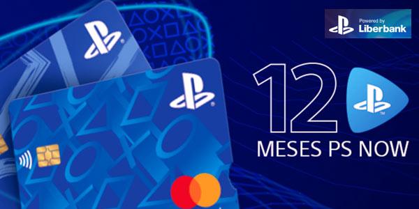 Tarjeta Playstation Liberbank grandes ventajas