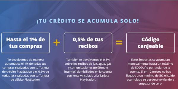 Ventajas de la tarjeta Liberbank de PlayStation