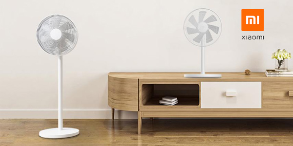 Ventilador inteligente Xiaomi Mi Smart Standing Fan 1C barato en Amazon