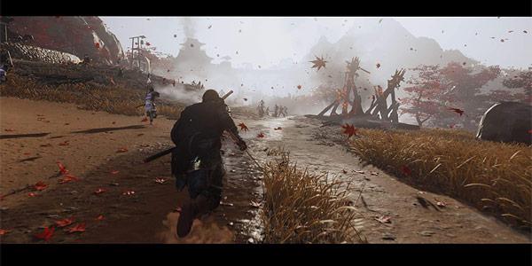 Ghost of Tsushima para PS4 chollo en Amazon