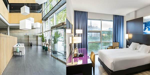 Vincci Marítimo hotel de 4 estrellas en Barcelona de relación calidad-precio alta