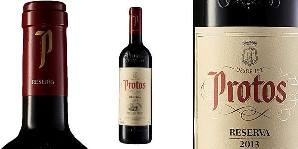 Protos Reserva 2013 barato en Amazon