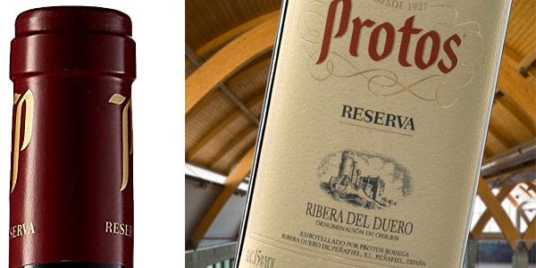 Protos Reserva 2013 chollo en Amazon